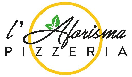 L'aforisma pizzeria logo